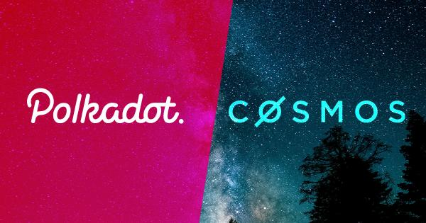 Developers can now host Cosmos (ATOM) chains on Polkadot (DOT)