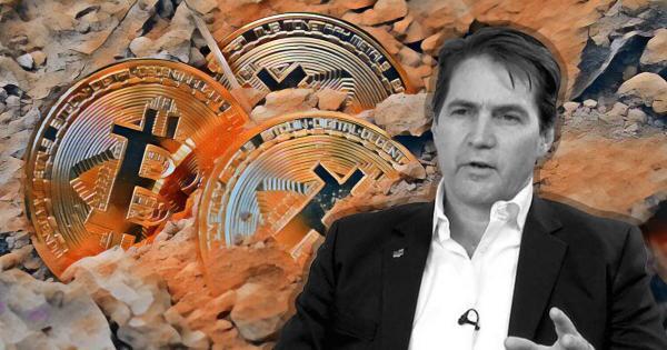 Craig Wright demands that 'Bitcoin developers' return him $5 billion in BTC