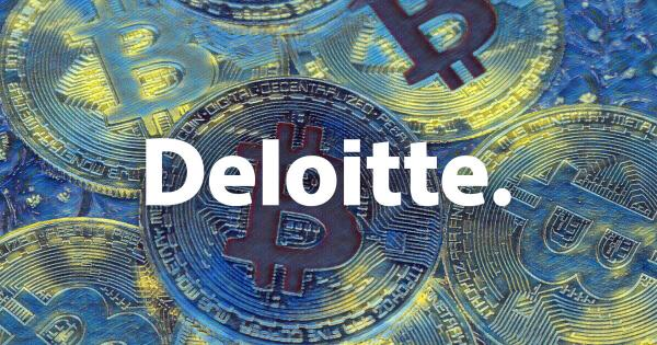 "Deloitte releases its own Bitcoin guide on the back of MicroStrategy's ""playbook"""