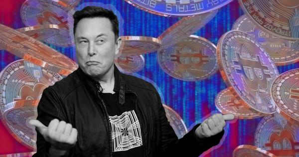 Why the Bitcoin price dropped immediately after Musk's positive comments