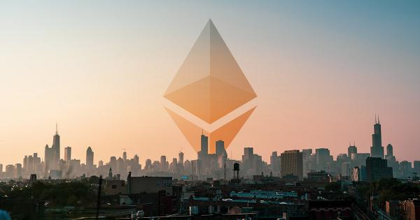 Ethereum futures daily trading volume on CME doubles since last week