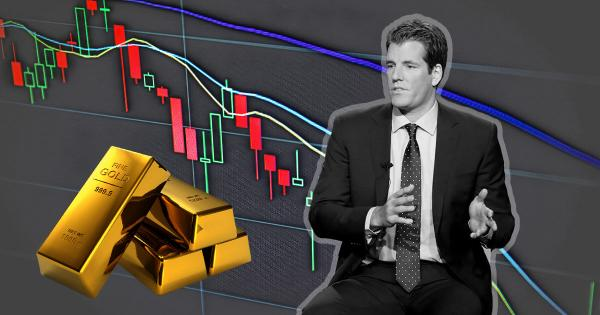 Gold could get 'GameStopped' next, says Cameron Winklevoss