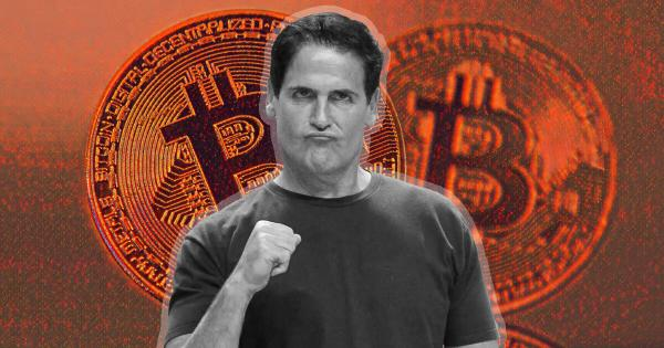 Mark Cuban's opinion of Bitcoin has changed dramatically over the years