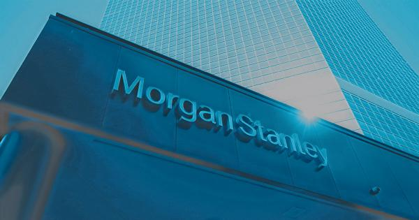 Report: Morgan Stanley's $150 billion arm contemplates Bitcoin investment