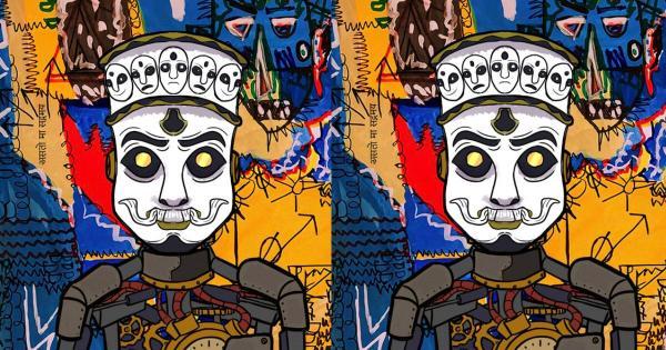 Secret message reveals 'rarest masks' in DeFi NFT project Hashmasks