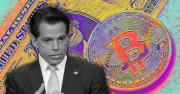 "Bitcoin could ""easily"" reach $100,000 by 2022, says Anthony Scaramucci"