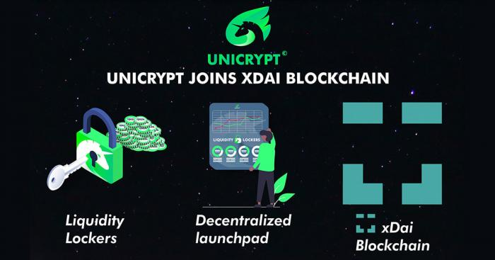 Unicrypt Network Is Moving Its Suite of Services to xDai
