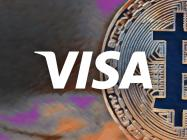 VISA says it's developing a Bitcoin and crypto business