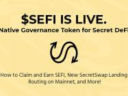 SEFI is live on mainnet