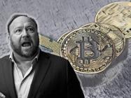 Radio Host Alex Jones loses laptop containing 10,000 Bitcoin