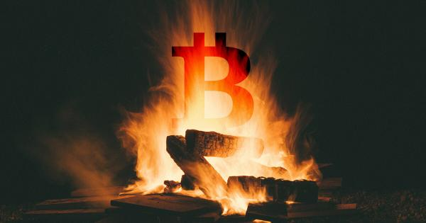 $1.6 billion liquidated after Bitcoin briefly falls under $54,000