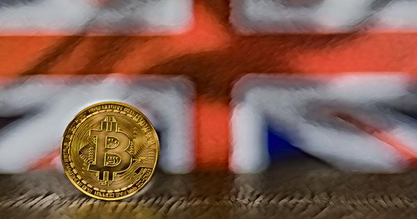 U.K. tax authorities freeze capital gains tax signaling short term victory for crypto investors