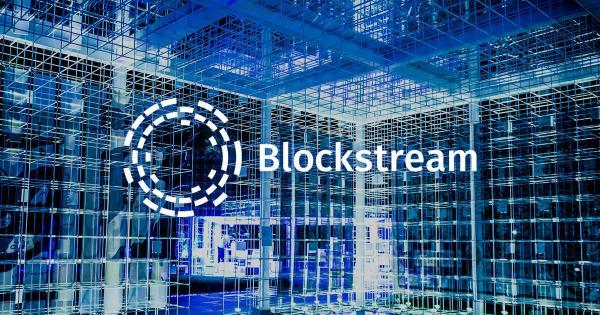 Blockstream tokenizes its Bitcoin mining power