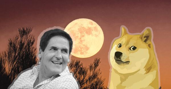 Dallas Mavericks boss Mark Cuban says Dogecoin will 'definitely' reach $1