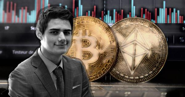 Crypto news site Crypto Briefing announces Mitchell Moos as new CEO