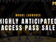 Mogul launches highly anticipated access pass sale