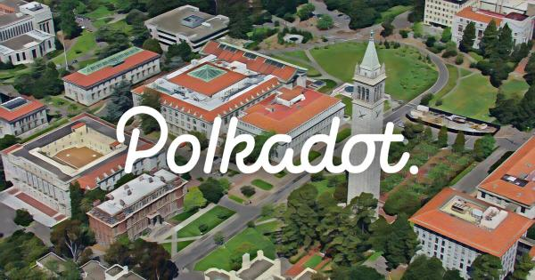 Polkadot developer Parity Technologies to partner with UC Berkeley