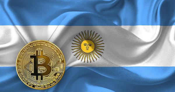 Argentina's central bank is asking citizens to disclose their Bitcoin