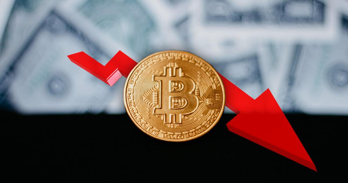92% of all crypto 'longs' liquidated yesterday after Bitcoin fell to $43,000