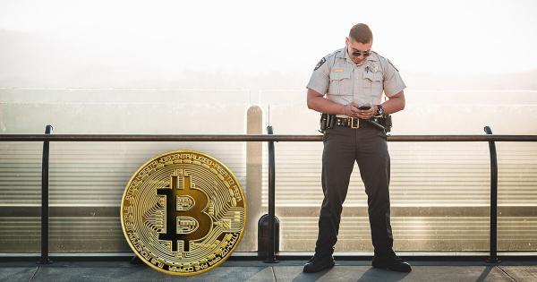 San Francisco Sheriff's Department bought the recent Bitcoin dip