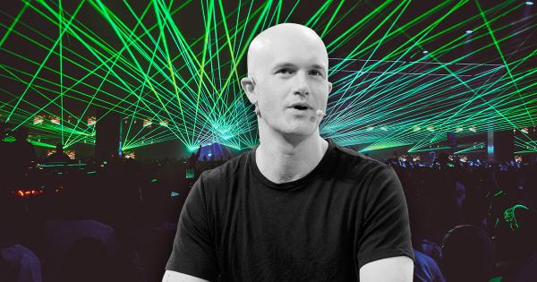 Coinbase CEO Brian Armstrong to release 3 electronic music tracks as NFTs
