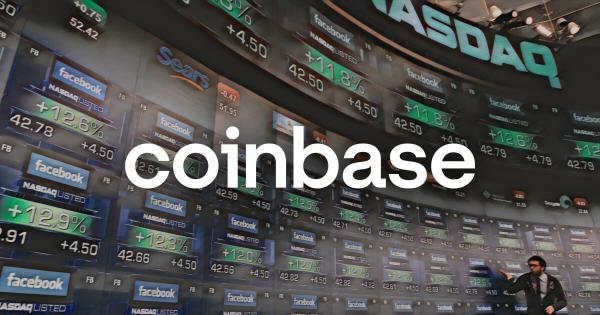 You can now trade Coinbase (COIN) options on the NASDAQ