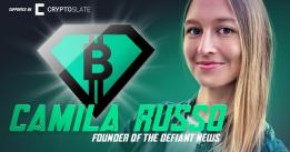 Talking Bitcoin, ICOs, and Ethereum DeFi with 'The Defiant' founder Camilla Russo