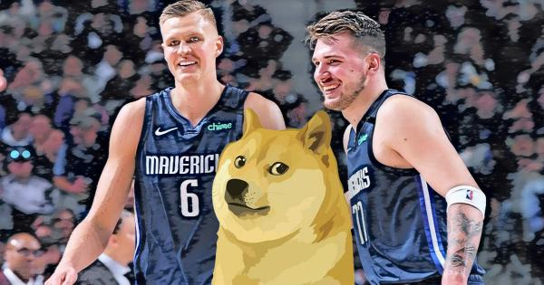 Much wow! Dallas Mavericks fans bought $122,000 of merch using Dogecoin