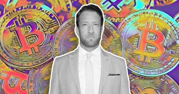 Barstool Sports president Dave Portnoy buys Bitcoin…again