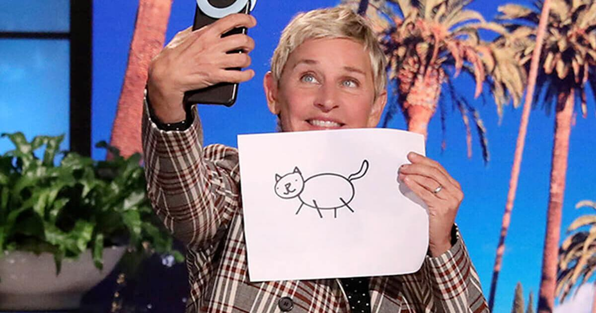 Ellen DeGeneres raises $31,000 via her first-ever NFT auction