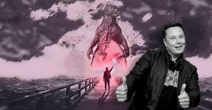 Elon Musk's favourite 'Godzilla' movie has got its own exclusive NFTs