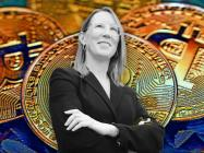 """You'd have to shut down the Internet"" to ban Bitcoin, says SEC's Hester Peirce"