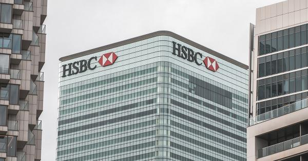 HSBC reportedly bans customers from trading this Bitcoin-linked stock