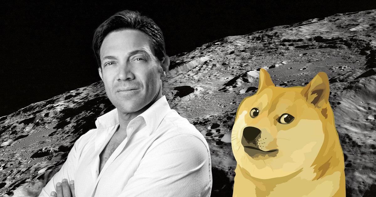 'Wolf of Wall Street' Jordan Belford is urging followers to pump Dogecoin