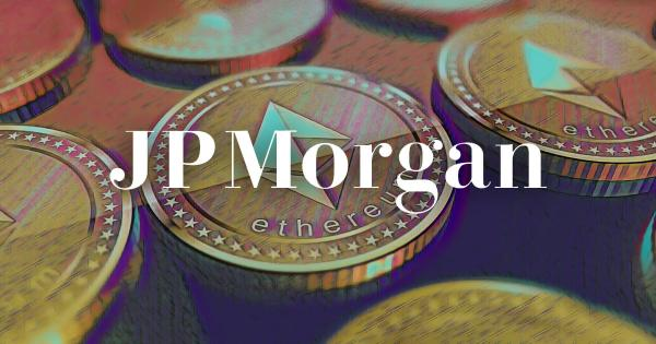 Crypto-convert JPMorgan is hiring developers skilled in Ethereum