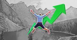 2018-era token jumps 10x in days before NFT marketplace announcement