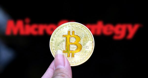 MicroStrategy continues to bet on Bitcoin with new $15 million purchase