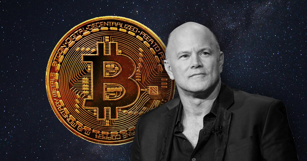 Mike Novogratz's Galaxy Digital files for Bitcoin ETF with U.S. regulators