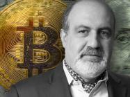 'Bitcoin is not a hedge against anything,' concludes 'Black Swan' author Nassim Taleb