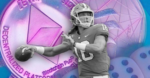 NFL's 'No.1' draft pick Trevor Lawrence joins Blockfolio and receives bonus paid out in Ethereum and Solana