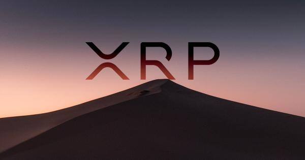 XRP pumps 22% in a single day as sentiment continues to grow