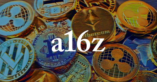Andreessen Horowitz considers launching crypto-centric $1 billion venture fund