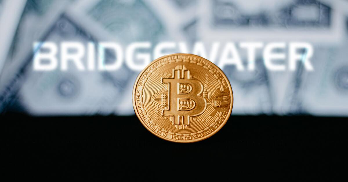 Ray Dalio's Bridgewater CFO leaves to work on Bitcoin full-time