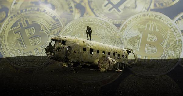 $2.38 billion 'rekt' in crypto markets as Bitcoin drops to $42,000