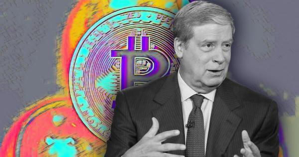 'I felt like a moron' for not buying Bitcoin, says billionaire Stanley Druckenmiller