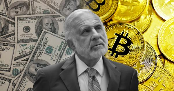 Legendary billionaire who called crypto 'ridiculous' now wants to invest $1.5 billion in the market