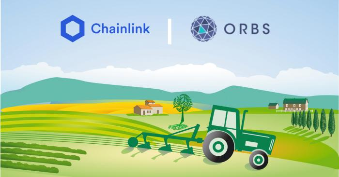 Orbs integrates with Chainlink to create flash loan-proof single-sided farming protocol