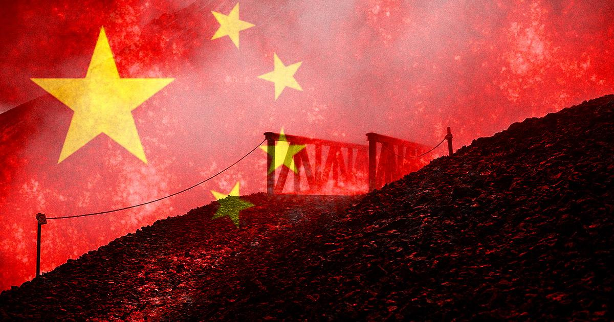 Illegal coal extraction in China spurred Bitcoin mining ban