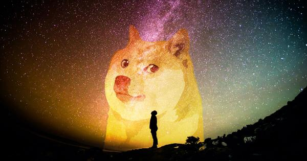 """Dogecoin is now 3.5% of the crypto market—and the world's 170th largest """"stonk"""""""