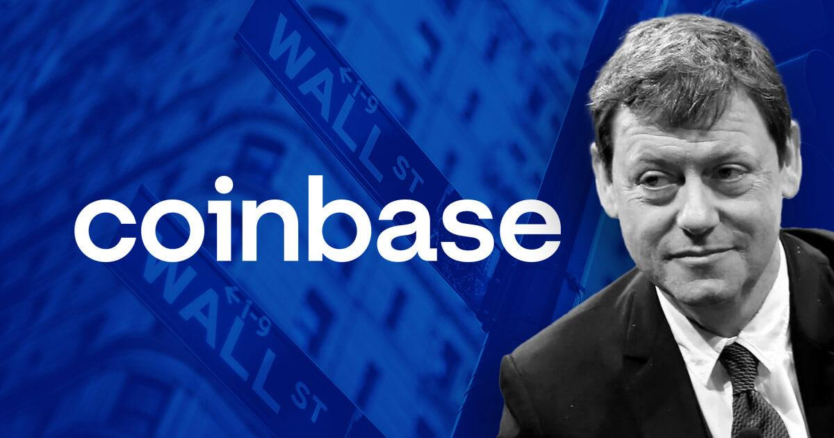 This venture capitalist's $2.5 million investment in Coinbase turned into $4.6 billion